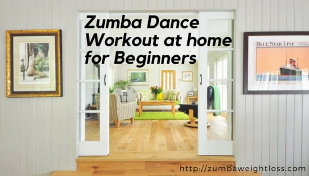 zumba dance workout for beginners at home