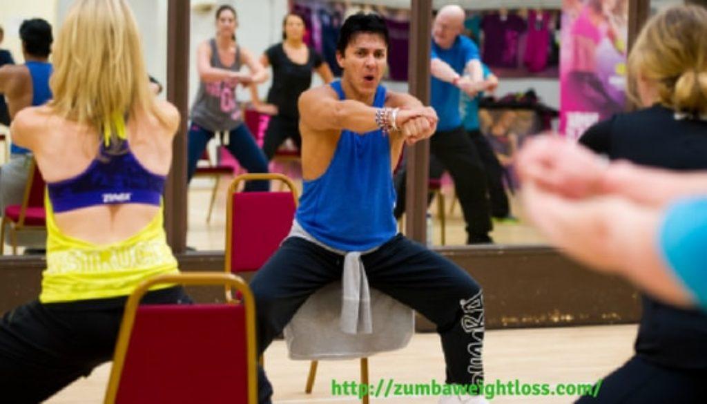 Zumba Sentao Workout