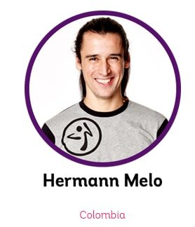 Hermann Melo - Zumba Cruise 2018 Presenters