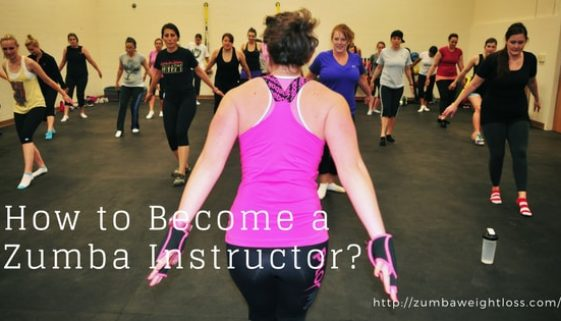 How to Become a Zumba Instructor?