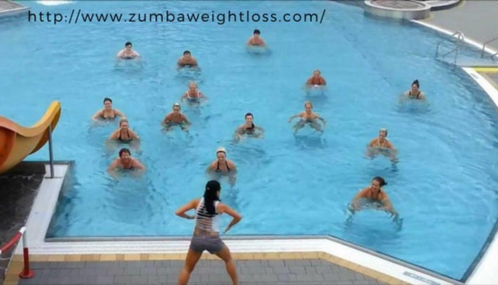 aqua zumba classes