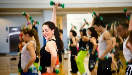 Zumba Toning Workout