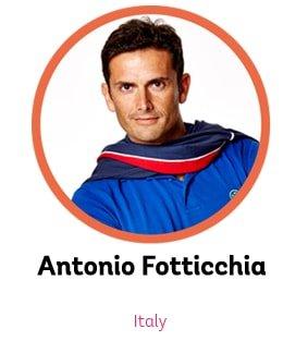 Antonia Fotticchia - Zumba Cruise 2018 Presenter