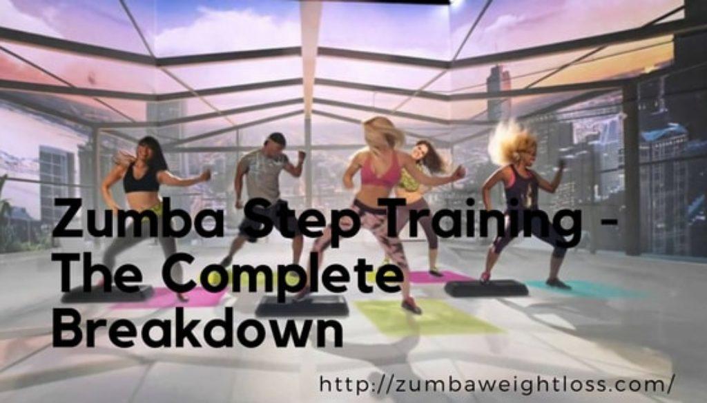 Benefits of Zumba Step Workout